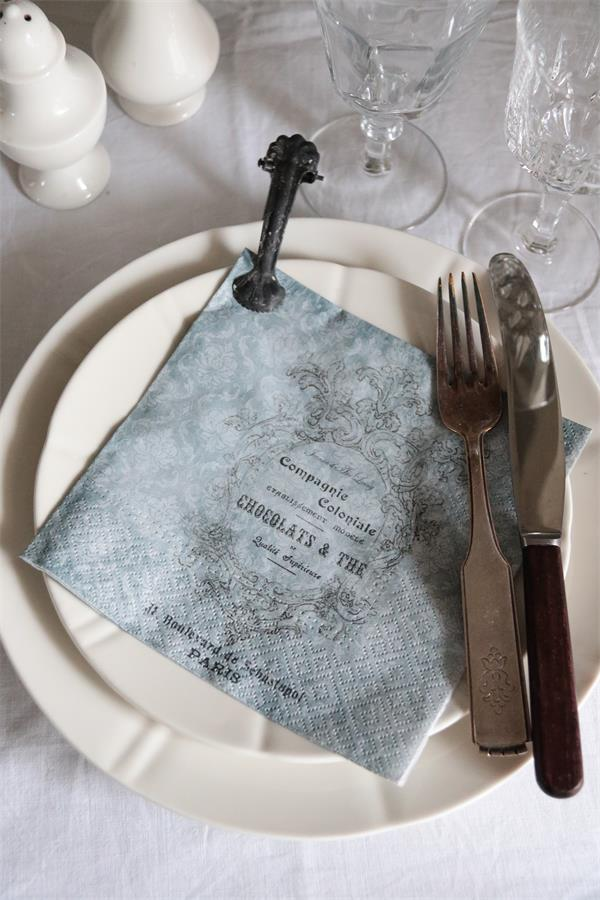 Jeanne d 39 arc living lunch servietten shabby chic vintage for Wohnaccessoires wohnraumdeko